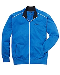 JCM Fresh Full Zip Track Top Long