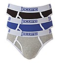 Jacamo Deep Waisted Pack of 3 Slips