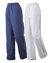 Body Star Pack of 2 Woven Pants 28in