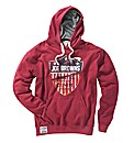 Joe Browns Overhead Hooded Top Regular