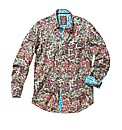 Joe Browns Funky Floral Shirt Regular