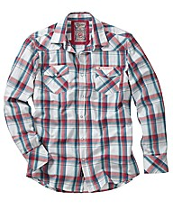 Joe Browns Retro Check Shirt Long