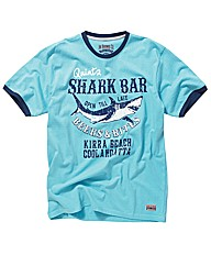 Joe Browns Shark Bar T-Shirt Long