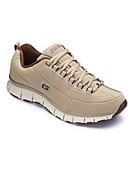 Skechers Flex It Trainers Wide Fit