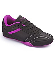 Ladies Casual Trainer EEE Fit