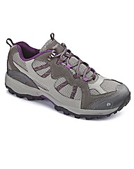 Regatta Ladies Crossland Shoes EEE Fit
