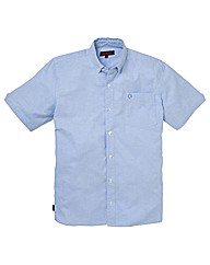 Kickers Oxford Short Sleeve Shirt Long