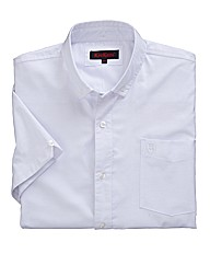 Kickers Oxford Short Sleeve Shirt Reg