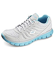 Skechers Synergie Trainers EEE Fit