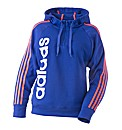 Adidas Reload Quarter Zip Hood