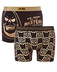 Pack of 2 Novelty Boxers