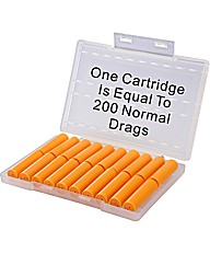 E-Cigarette Refill Pack Of 20 Cartridges