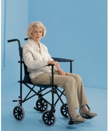 Lightweight Travel Chair & FREE Cushion