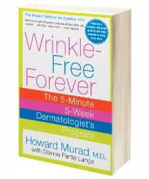 Murad Books Wrinkle Free Forever