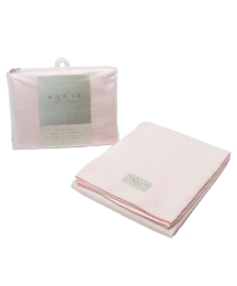 Lisse Hair Towel Pink