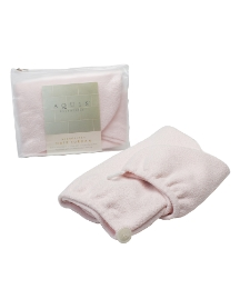 Lisse Hair Turban Pink