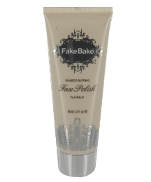 Fakebake Bamboo Buffing Face Polish