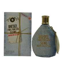 Diesel Fuel For Life Denim 50ml EDP