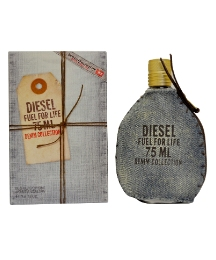 Diesel Fuel For Life Him Denim 75ml EDT