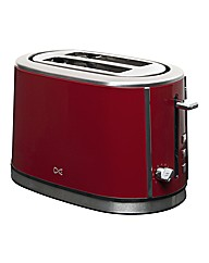 Daewoo Toaster Red