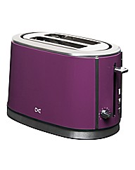 Daewoo Toaster Purple