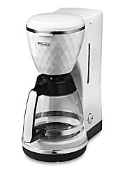 Delonghi Filter Coffee Maker White