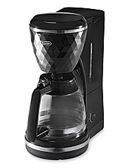 Delonghi Filter Coffee Maker Black