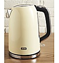 JDW Vintage Jug Kettle Cream