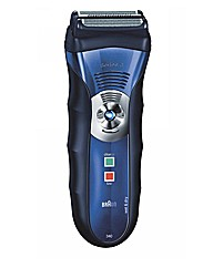 Braun Series 3 Wet & Dry Shaver