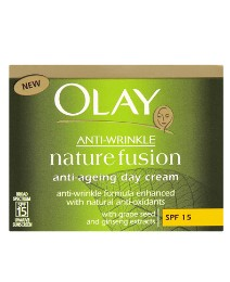Olay AntiWrinkle Nature Fusion Day Cream