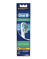 Oral B Dual Clean Brush Head