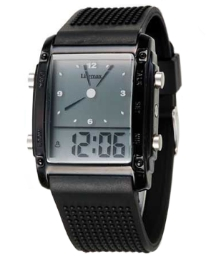 Talking LCD Analogue and Digital Watch