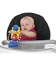 Sassy Illumination Station Highchair Toy