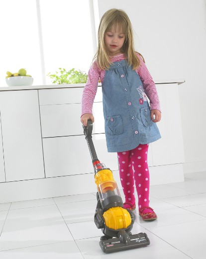 Image of Dyson Roller Ball Toy Vacuum