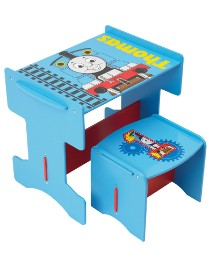 Thomas Desk & Stools