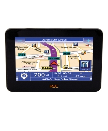 RAC 4.3in Satellite Navigation System