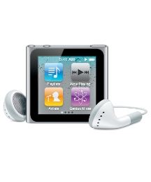 Apple iPod Nano 8GB - Silver