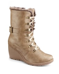 Nature's Own Wedge Boots EEE Fit