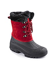 Groundwork Snow Boot E Fit