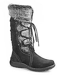 Snowdonia Warmlined Boots EEE Fit