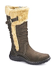 Snowdonia Warmlined Boots E Fit