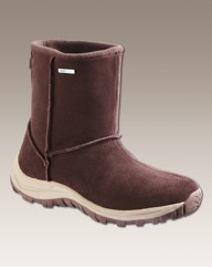 Snowdonia Ladies Warmlined Boots EEE Fit