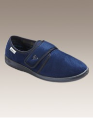 Dunlop Mens Touch & Close Slippers