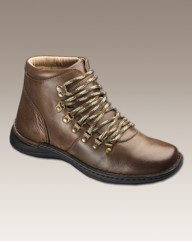 Padders Mens Boots Wide Fit