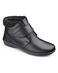Padders Ladies Ankle Boot E Fit