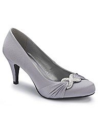 Ann Harvey Diamante Shoes EEE Fit
