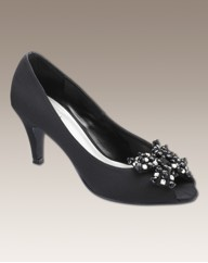 Joanna Hope Peep Toe Shoe E Fit