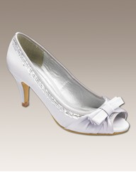 Joanna Hope Peep Toe Shoes E Fit