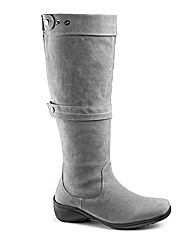 Legroom 2-in-1 Boots E Curvy Calf