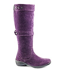 Legroom 2-in-1 Boots EEE Curvy Calf